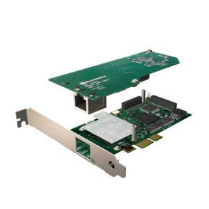 Sangoma Single Port T1E1J1 PCIe Card Without Echo Cancellation