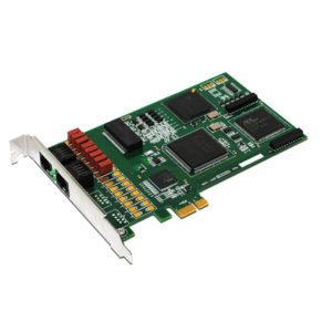 Sangoma 2 Port PCIe Card Without Echo Cancellation
